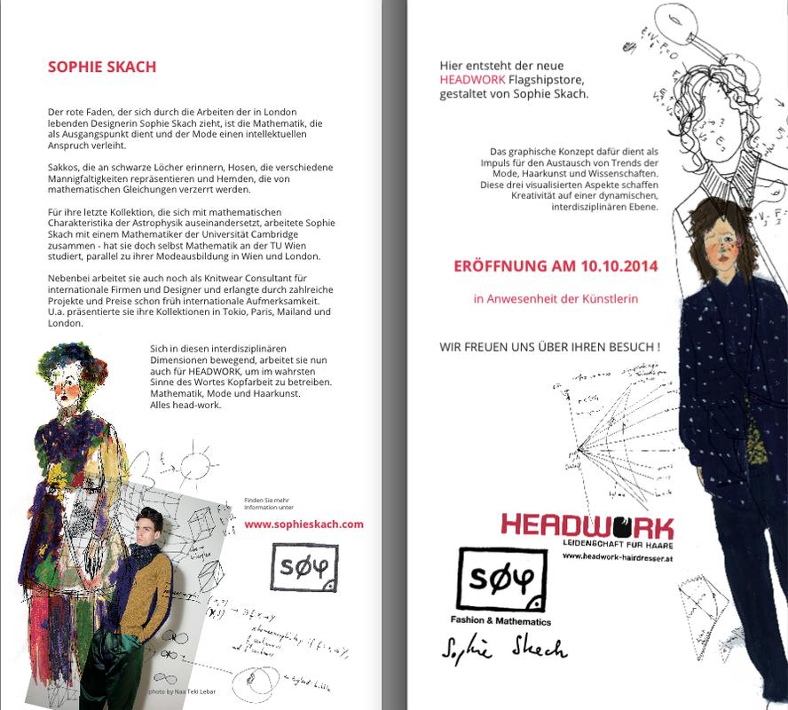 Home - Sophie Skach | Fashion & Mathematics